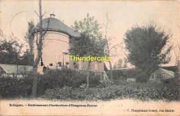 CPA  ZOTTEGEM  SOTTEGHEM ETABLISSEMENT D'HORTICULTURE D'HAEGEMAN ROMAN - Zottegem