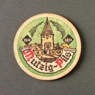 Brasserie Mutzig, Bière D'Alsace (Sous-bock Beermat Coaster Bierdeckel Bierviltje) - Sous-bocks