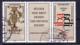ALLEMAGNE - REP. DEMOCRATIQUE 1982 YT N° 2351A Obl. - Usados