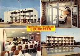 Nancy - Brasserie-Restaurant L'Européen - Nancy