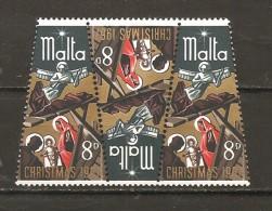 Malta - Yvert    366-68 (MNH/**) - Malta