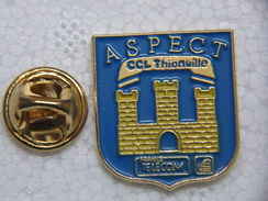 Pin's - FRANCE TELECOM - THIONVILLE - ASPECT - CCL Thionville - France Telecom