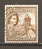 Malta - Yvert  248 (usado) (o) - Malta