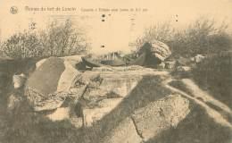 Ruines Du Fort De Loncin - Coupole à Eclipse Pour Canon De 5,7 Cm - Liege