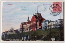Hamburg Navigationsschule Del 1900 Viaggiata - Altri