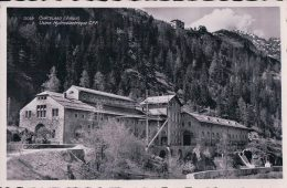 Châtelard, Usine Hydroélectrique CFF (12039) - VS Valais