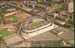 Air View Of Yankee Stadium - Used Postcard Send To Egypt - Vereinigte Staaten
