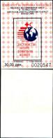 83891) Macedonia-1995-settimana Della Croce Rossa -BF -n.10-cat-3 Euro Nuovo - Macedonia