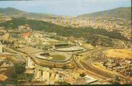 Vista Aerea De La Ciudad Universitaria - Used Postcard - Venezuela