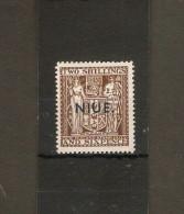 NIUE 1945  2s 6d SG 83 UNMOUNTED MINT Cat £4+ - Niue