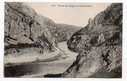 CHOUVIGNY--Les Gorges-- Entrée Des Gorges De Chouvigny N° 1627  éd ELD - France