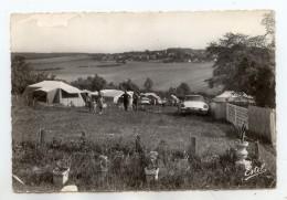 Bazemont -Terrain De Camping,restaurant,ravitaillement Général,Citroën DS - France