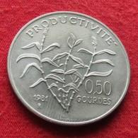 Haiti 50 Cent 1981  FAO  F.a.o. - Haïti