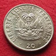 Haiti 20 Cent 1972  FAO  F.a.o. - Haïti
