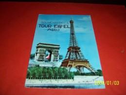 PARIS  ° LA TOUR EIFFEL  LE  14 07 1969 - Belgique