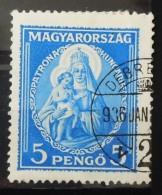 HUNGARY - MADONNA & CHILD 1932 MI: 486 USED HCV 11997