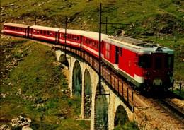 FURKO...TRAIN...CPM - Eisenbahnen