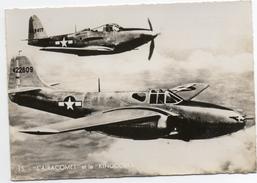 Avions-  L AIACOMET P.59.A Et LE KINGCOBRA - 1946-....: Moderne