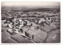 SAINT ROMAIN  LACHALM EN HAUTE  LOIRE   VUE GENERALE   CARTE  CIRCULEE PEU COMMUNE - Frankrijk