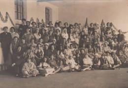- CREUSE - FETE DE BOURGANEUF - LIEU ET PERSONNAGES A IDENTIFIER- DECEMBRE 1925 - Bourganeuf