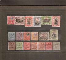 MALTA 1928 SET SG 174/192 MAINLY LIGHTLY MOUNTED MINT Cat £200 - Malta (...-1964)
