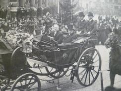 CPA 51 Marne Reims Visite Du Président 1913 - Reims