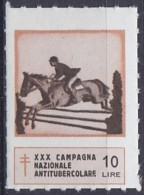 1967 ITALIE Italy  ** MNH équitation Horse Riding Reiten Pferd Hípica [DY42]