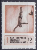 1967 ITALIE Italy  ** MNH Plongé Eplongée Haute High Diving Kunstspringen Turmspringen  Buceo De Alta [DY45]