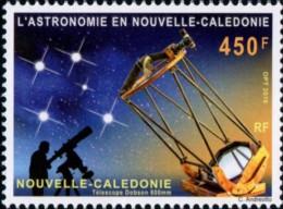 Nouvelle-Calédonie 2016 - Astronomie - 1val Neufs // Mnh - New Caledonia