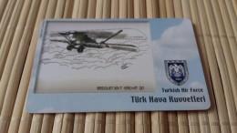 Phonecard Turkey  Used Rare - Turkey