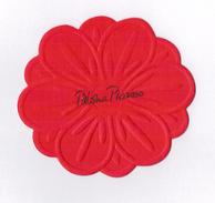 Cartes Parfumées  Carte PALOMA PICASSO  ROUGE - Cartes Parfumées