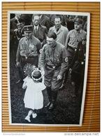Deutschland Erwacht Sammelwerk Nr. 8: Sammelbild Nr. 204, Gruppe 32, Die Kleine Gratulantin - Sonstige