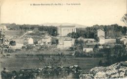 CPA 13 MARSEILLE HAUTE GAVOTTE VUE GENERALE - Quartiers Nord, Le Merlan, Saint Antoine