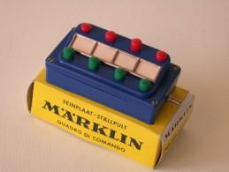 Marklin 7072 - 3 Pezzi + Scatole Originali - Alimentazione & Accessori Elettrici