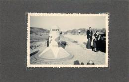 CHERBOURG (manche) -  Quatre Photos  Années 50 Format 9x6cm. - Lieux