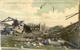 Madagascar - Diégo Suarez - Les Magasins Et Atelier De L'artillerie Après Le Cyclone Du 24 Novembre 1912 - Madagascar
