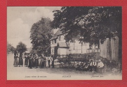 Alsace  -- Joyeux Retour De Moisson - Sin Clasificación