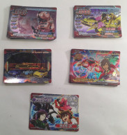 Cho Soku Henkei Gyrozetter : 31 Japanese Trading Cards - Trading Cards