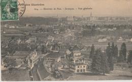 16 / 10 / 142  -  Env.  De  Pau  - JURANÇON  -  VUE  GÉNÉRALE