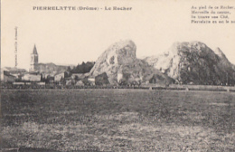 PIERRELATTE   LE ROCHER - France