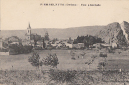PIERRELATTE    VUE GENERALE - France