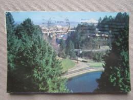 Portland, Oregon And Its Guardian, Mt. Hood From Washington Park - Portland