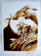 EX-LIBRIS TARQUIN  -  N° SIGNE TARQUIN - LANFEUST DE TROY - Bookplates (Ex Libris)
