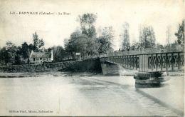 N°212 K -cpa Ranville -le Pont- - France