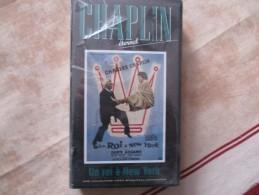 Cassette Video CHARLOT Un Roi A New York (k7 Neuve Sous Blister) - Classiques