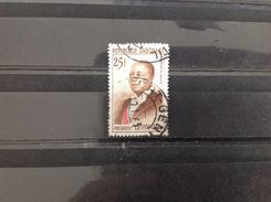 Gabon - President Leon M'ba (25) 1962 - Gabon (1960-...)