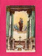 62 PAS DE CALAIS, BOULOGNE SUR MER, La Vierge Miraculeuse, (E. S.) - Boulogne Sur Mer