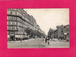 75 PARIS 7°, Avenue De La Bourdonnais, Animée, Charrettes, Bouillon-Restaurant, Bisson, (E. L. D.) - Distretto: 07