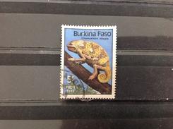 Burkina Faso - Reptielen (5) 1985 - Burkina Faso (1984-...)