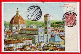 ITALIE -- FIRENZE - FLORENCE - Firenze (Florence)